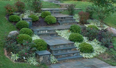 Landscape Design in Sterling