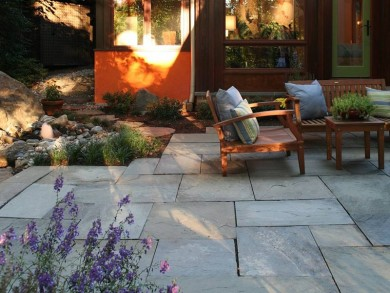 McLean, Virginia Flagstone Patio Service