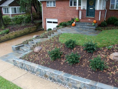 Retaining Walls in Great Falls, Virginia