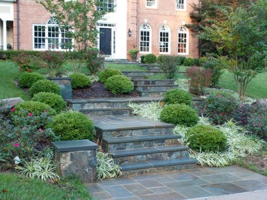 Landscape Design in Ashburn