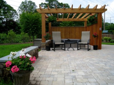 Paver Patios in McLean, Virginia