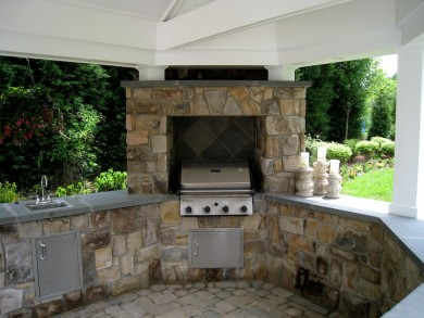 Outdoor Kitchens in Vienna, Virginia