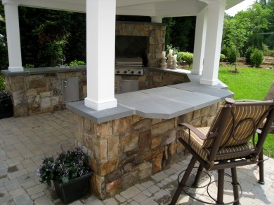 Outdoor Kitchens in North Arlington, VA