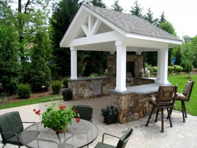Outdoor Kitchens in Great Falls