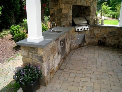 Outdoor Kitchens in McLean, Virginia