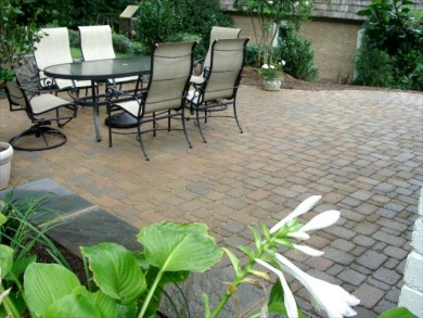 Paver Patios in Vienna, Virginia
