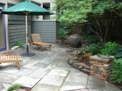 North Arlington, Virginia Flagstone Patio Service