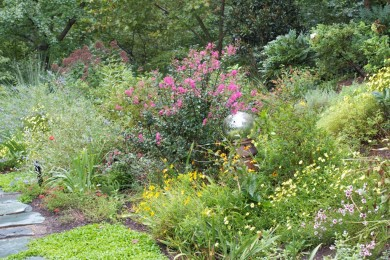 Landscape Design and Planting in Herndon, Virginia