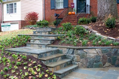 Landscape Design in Vienna, VA