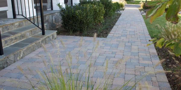 Paver Walkway in North Arlington