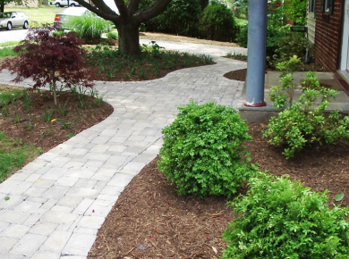 Walkways & Pathways in Reston, Virginia