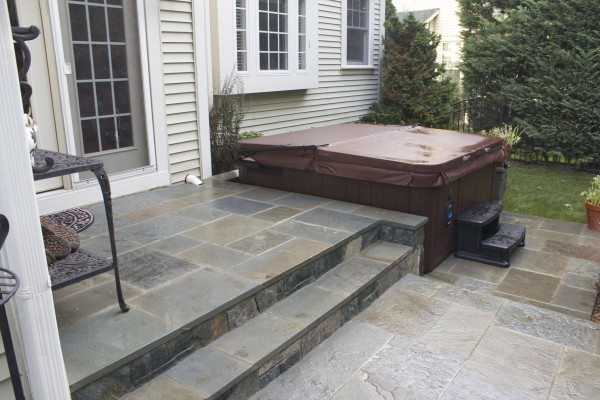 Outdoor Patio Design in McLean, Virginia