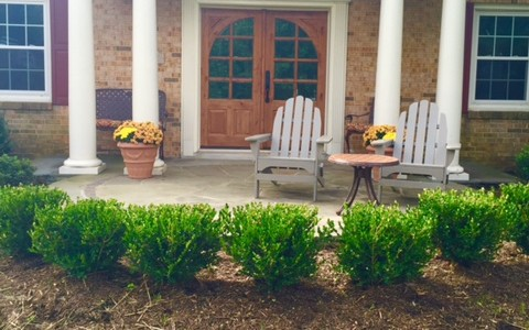 Landscaping Tips to Fend off April Showers