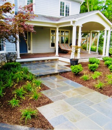Landscaping in Fairfax, Virginia