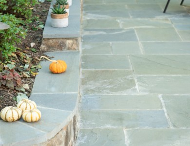Best Landscape Company in Arlington, VA Flagstone Patios and Retaining Walls Masonry