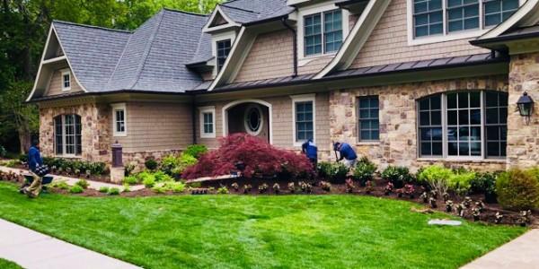 Spring Lawn Care Checklist in Northern Virginia