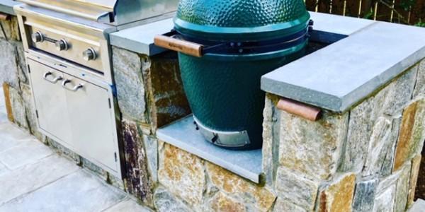 Outdoor Kitchen Designs in Northern VA