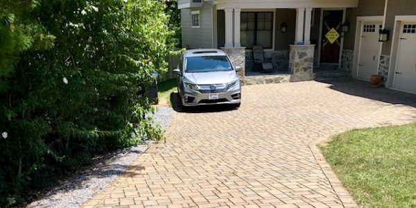 Techo-Bloc Driveway in Falls Church, VA