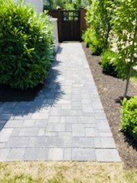 Techo-Bloc Walkway in McLean, VA by