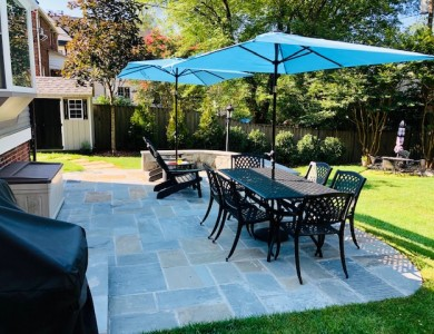Flagstone Patio McLean, VA
