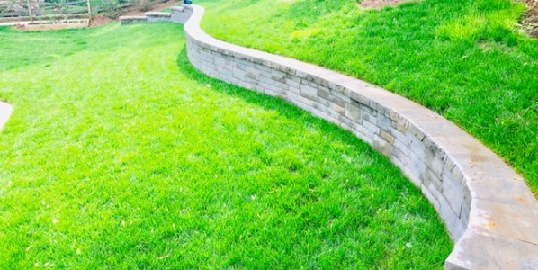 Landscape Design using Permeable Hardscapes in Northern VA